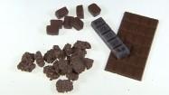 Różne rodzaje czekolady