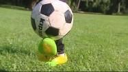Piłka nożna - trik