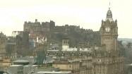Panorama Edynburga