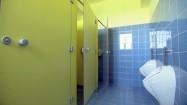 Męska toaleta w szkole