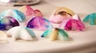 Kolorowe mydełka w kształcie rozgwiazdy