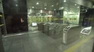 Bramki w metrze
