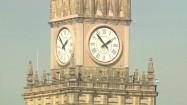 Zegar Milenijny Pałacu Kultury i Nauki w Warszawie