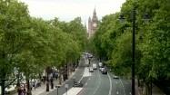 Ruch uliczny w Londynie