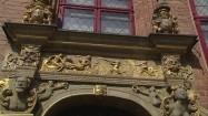 Dom Ławników w Gdańsku - wejście