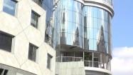 Nowoczesny budynek przy Stephansplatz w Wiedniu