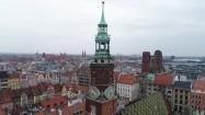Wieża ratuszowa we Wrocławiu