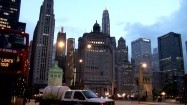 Michigan Avenue w Chicago
