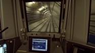 Jazda metrem w podziemiach