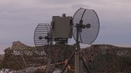 Radar wojskowy