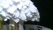 Czapa śnieżna