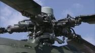 Śmigłowiec wojskowy Mi-24 - śmigło