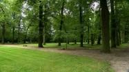 Ogród w Nieborowie