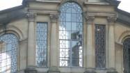 Okna Hertford Bridge w Oksfordzie