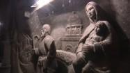 Rzeźby solne w Wieliczce