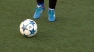 Trening piłki nożnej